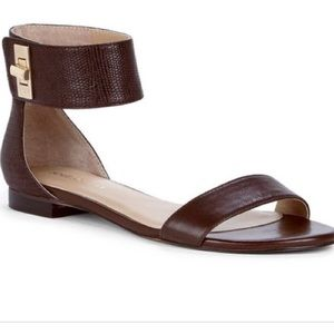 Sole Society Katie Ankle Strap Sandals 👡